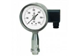 Manômetro Com Transmissor de pressão