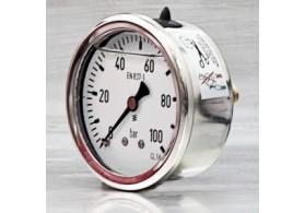 Manômetro e Vacuômetro Standard