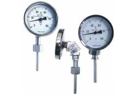 Termômetro bimetálico Petroquímico